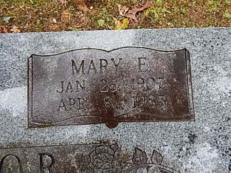 TAYLOR, MARY E - Shelby County, Tennessee | MARY E TAYLOR - Tennessee Gravestone Photos