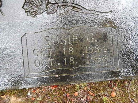 TAYLOR, SUSIE G - Shelby County, Tennessee   SUSIE G TAYLOR - Tennessee Gravestone Photos