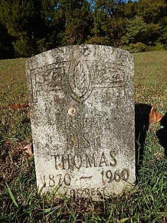 THOMAS, BISH - Shelby County, Tennessee   BISH THOMAS - Tennessee Gravestone Photos