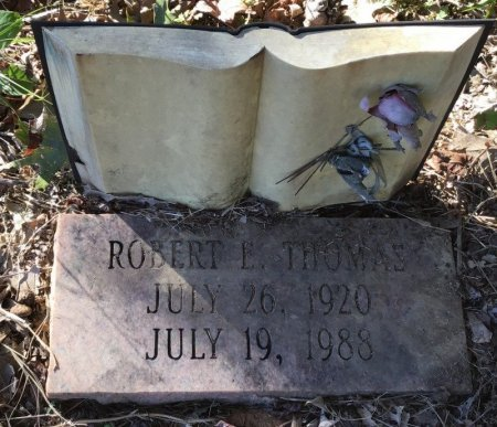 THOMAS, ROBERT E. - Shelby County, Tennessee | ROBERT E. THOMAS - Tennessee Gravestone Photos
