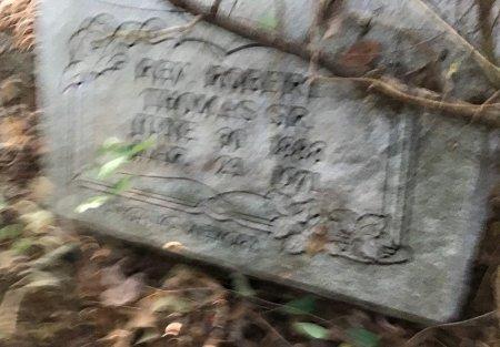 THOMAS, SR., ROBERT (REVEREND) - Shelby County, Tennessee   ROBERT (REVEREND) THOMAS, SR. - Tennessee Gravestone Photos