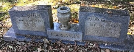 THOMASON, BEULAH ELIOT - Shelby County, Tennessee | BEULAH ELIOT THOMASON - Tennessee Gravestone Photos