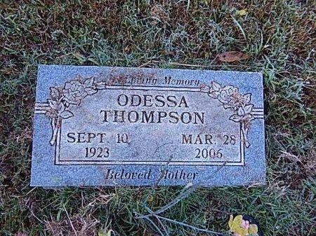 THOMPSON, ODESSA - Shelby County, Tennessee | ODESSA THOMPSON - Tennessee Gravestone Photos