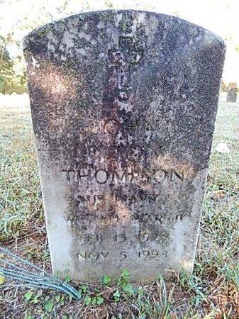 THOMPSON (VETERAN WWII), JOHN ELTON - Shelby County, Tennessee   JOHN ELTON THOMPSON (VETERAN WWII) - Tennessee Gravestone Photos