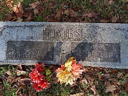 TIMBS, ODIE AND MAI - Shelby County, Tennessee | ODIE AND MAI TIMBS - Tennessee Gravestone Photos