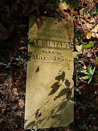 UNKNOWN, INFANT - Shelby County, Tennessee | INFANT UNKNOWN - Tennessee Gravestone Photos