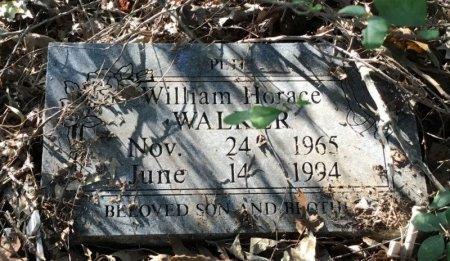 WALKER, WILLIAM HORACE - Shelby County, Tennessee | WILLIAM HORACE WALKER - Tennessee Gravestone Photos