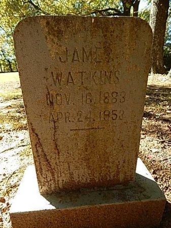 WATKINS, JAMES - Shelby County, Tennessee | JAMES WATKINS - Tennessee Gravestone Photos