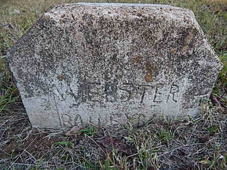 WEBSTER, BALLEY - Shelby County, Tennessee | BALLEY WEBSTER - Tennessee Gravestone Photos