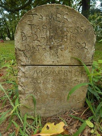 WICKS, JAMES - Shelby County, Tennessee | JAMES WICKS - Tennessee Gravestone Photos