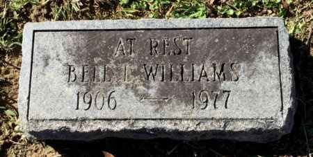 WILLIAMS, BELL L. - Shelby County, Tennessee | BELL L. WILLIAMS - Tennessee Gravestone Photos