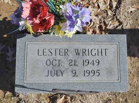 WRIGHT, LESTER - Shelby County, Tennessee   LESTER WRIGHT - Tennessee Gravestone Photos