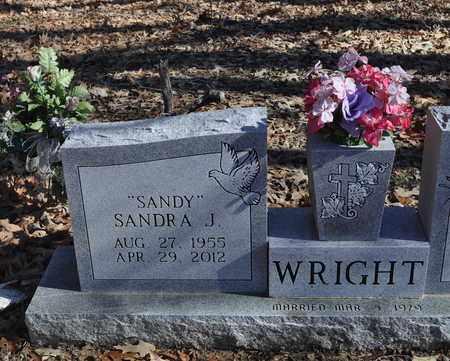 "WRIGHT, SANDRA J. ""SANDY"" - Shelby County, Tennessee | SANDRA J. ""SANDY"" WRIGHT - Tennessee Gravestone Photos"