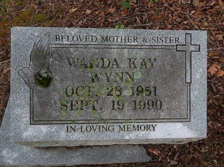 WYNN, WANDA KAY - Shelby County, Tennessee | WANDA KAY WYNN - Tennessee Gravestone Photos