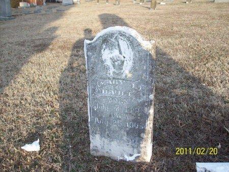 DEANMAN BAULT, MARY JANE - Stewart County, Tennessee | MARY JANE DEANMAN BAULT - Tennessee Gravestone Photos