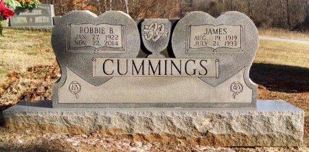 CUMMINGS, ROBBIE BETSY - Stewart County, Tennessee   ROBBIE BETSY CUMMINGS - Tennessee Gravestone Photos