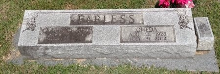 """FARLESS, CLARENCE  """"RED"""" - Stewart County, Tennessee 