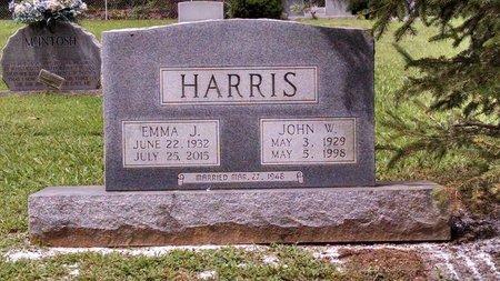 HARRIS, EMMA J. - Stewart County, Tennessee | EMMA J. HARRIS - Tennessee Gravestone Photos