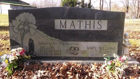 MATHIS, HILLON C. - Stewart County, Tennessee | HILLON C. MATHIS - Tennessee Gravestone Photos
