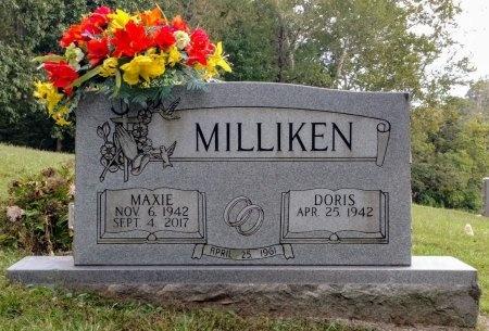 MILLIKEN, MAXIE - Stewart County, Tennessee | MAXIE MILLIKEN - Tennessee Gravestone Photos
