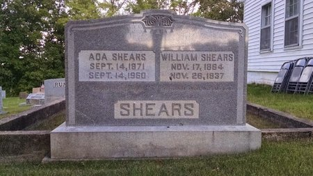 SHEARS, WILLIAM - Stewart County, Tennessee | WILLIAM SHEARS - Tennessee Gravestone Photos