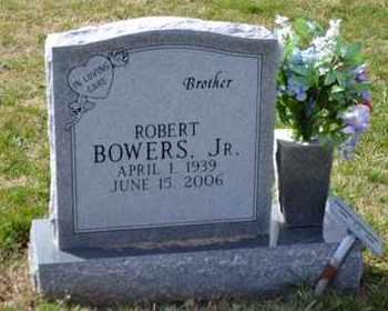 BOWERS, ROBERT P, JR - Sullivan County, Tennessee | ROBERT P, JR BOWERS - Tennessee Gravestone Photos
