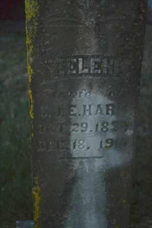 HARR, EELEN - Sullivan County, Tennessee | EELEN HARR - Tennessee Gravestone Photos