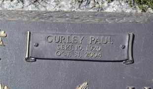 HARR, GURLEY PAUL (CLOSE UP) - Sullivan County, Tennessee | GURLEY PAUL (CLOSE UP) HARR - Tennessee Gravestone Photos
