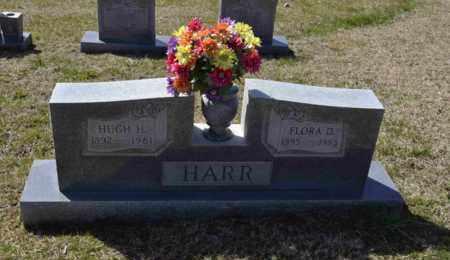 HARR, FLORA D - Sullivan County, Tennessee   FLORA D HARR - Tennessee Gravestone Photos