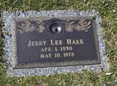 HARR, JERRY LEE - Sullivan County, Tennessee | JERRY LEE HARR - Tennessee Gravestone Photos
