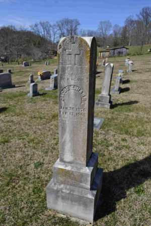 HARR, JACOB E - Sullivan County, Tennessee | JACOB E HARR - Tennessee Gravestone Photos