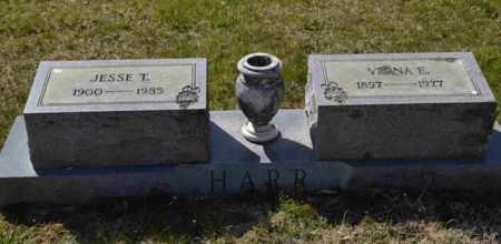 HARR, VERNA E - Sullivan County, Tennessee | VERNA E HARR - Tennessee Gravestone Photos