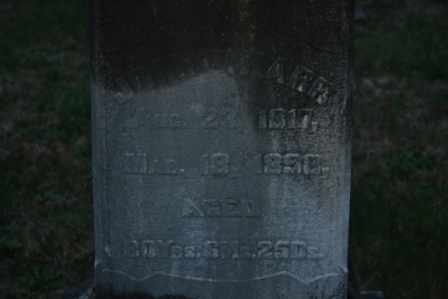 HARR, JOHN W (CLOSE UP) - Sullivan County, Tennessee | JOHN W (CLOSE UP) HARR - Tennessee Gravestone Photos