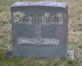 HARR, LENA MAE - Sullivan County, Tennessee   LENA MAE HARR - Tennessee Gravestone Photos
