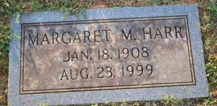 HARR, MARGARET M - Sullivan County, Tennessee   MARGARET M HARR - Tennessee Gravestone Photos