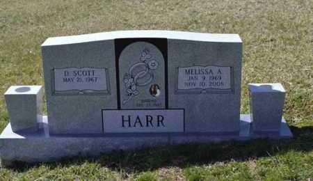 HARR, MELISSA A - Sullivan County, Tennessee   MELISSA A HARR - Tennessee Gravestone Photos