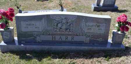 HARR, ELIZABETH BESSIE - Sullivan County, Tennessee | ELIZABETH BESSIE HARR - Tennessee Gravestone Photos