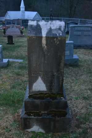 HARR, MARY ELEONORA - Sullivan County, Tennessee   MARY ELEONORA HARR - Tennessee Gravestone Photos