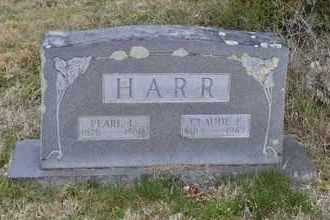 HARR, PEARL L - Sullivan County, Tennessee   PEARL L HARR - Tennessee Gravestone Photos