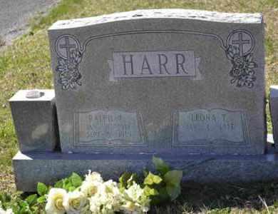 HARR, RALPH E - Sullivan County, Tennessee   RALPH E HARR - Tennessee Gravestone Photos