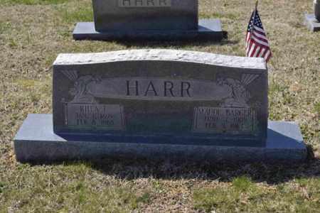HARR, MAUDE - Sullivan County, Tennessee | MAUDE HARR - Tennessee Gravestone Photos