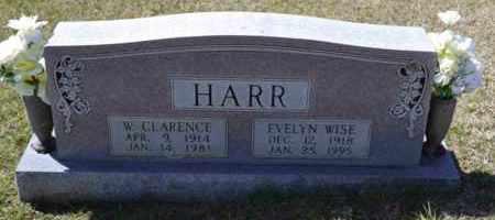 HARR, EVELYN - Sullivan County, Tennessee | EVELYN HARR - Tennessee Gravestone Photos