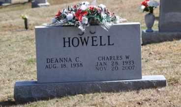 HOWELL, CHARLES W (REVEREND) - Sullivan County, Tennessee | CHARLES W (REVEREND) HOWELL - Tennessee Gravestone Photos