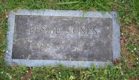 JONES, BESSIE - Sullivan County, Tennessee | BESSIE JONES - Tennessee Gravestone Photos