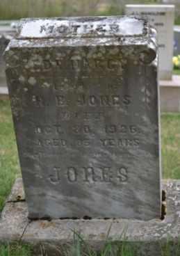 JONES, EDA - Sullivan County, Tennessee | EDA JONES - Tennessee Gravestone Photos