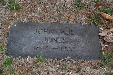JONES, JOHN PAUL - Sullivan County, Tennessee | JOHN PAUL JONES - Tennessee Gravestone Photos