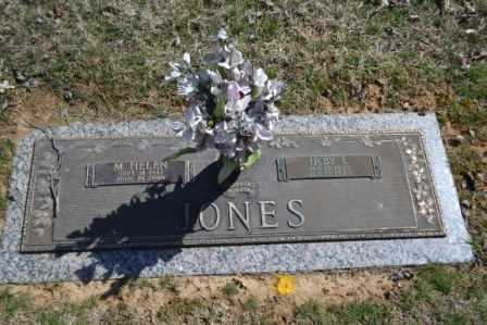 JONES, M. HELEN - Sullivan County, Tennessee | M. HELEN JONES - Tennessee Gravestone Photos