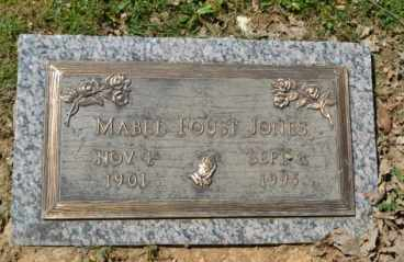 JONES, MABEL - Sullivan County, Tennessee | MABEL JONES - Tennessee Gravestone Photos