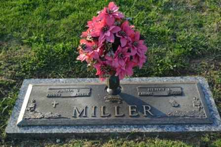 MILLER, HENRY L - Sullivan County, Tennessee | HENRY L MILLER - Tennessee Gravestone Photos