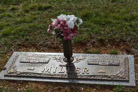MILLER, HERBERT S - Sullivan County, Tennessee | HERBERT S MILLER - Tennessee Gravestone Photos